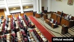 140-страничный проект нового Избирательного кодекса появился на сайте парламента Грузии вечером в пятницу, 16 сентября