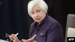 FED-in sədri Janet Yellen
