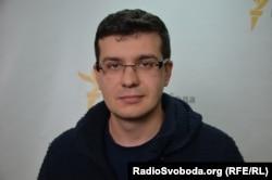 Історик Олександр Алфьоров
