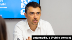 Министр по делам молодежи Татарстана Дамир Фаттахов