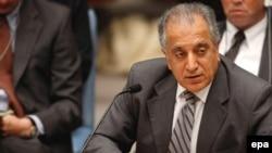 Former U.S. Ambassador To The UN Zalmay Khalilzad