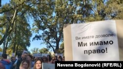 Bunt protiv mini hidroelektrana u Srbij raste, pokazuje nastavak protesta