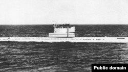 Cоветская подводная лодка проекта 613, к которому принадлежала и С-363