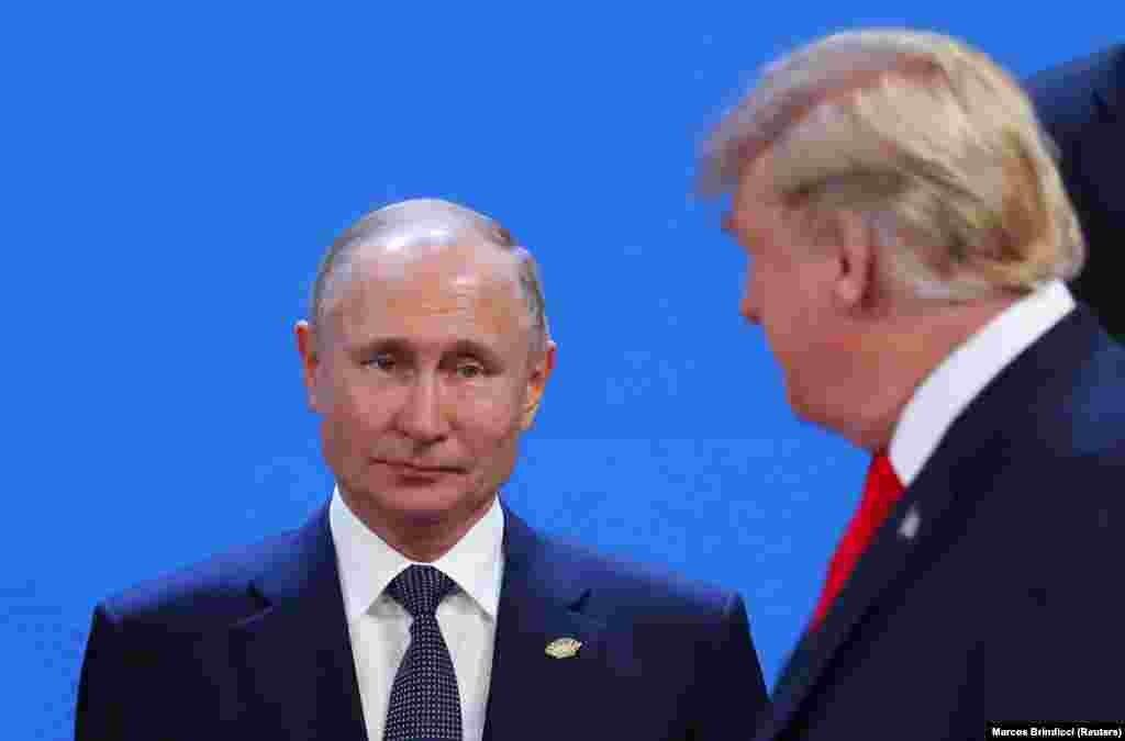 РУСИЈА - Рускиот претседател Владимир Путин рече дека планот на Вашингтон да се повлече од Спогодбата за нуклеарни сили со среден дострел од 1987 година е лоша одлука и оти и Москва ќе го следи нивниот пример.