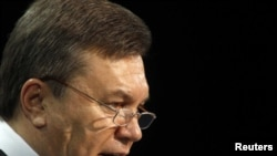 Ukraine President Viktor Yanukovych (file photo)