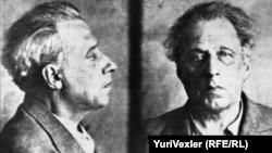 Арестант Всеволод Мейерхольд. Снимок 1939 года