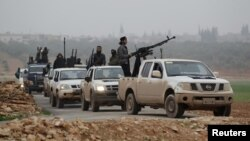 جبهه النصره پیشتر توانسته بود کنترل شهرها و روستاها و مناطقی از حومه ادلب را در درست گیرد