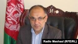 Logar Governor Arsala Jamal (file photo)