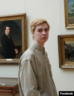 Максим Наймарк, участник профсоюза Community