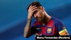 Мессі забив гол, але його команда програла