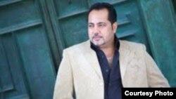 المغني العراقي اسماعيل الفروجي