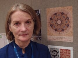 Sheila Canby, the curator in charge of the Department of Islamic Art