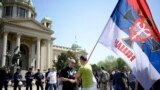 The profile of ultranationalist groups such as the Zavetnici ('Oath Keepers') is on the rise in Serbia amid a wave of far-right populism in the United States and Europe.
