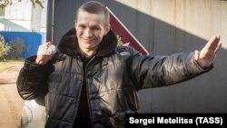 Бывший заключённый ярославской ИК №1 Евгений Макаров, видео пыток которого попали в СМИ