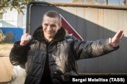 Евгений Макаров освободился из колонии, октябрь 2018 года
