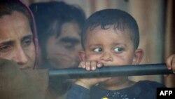 Маҗарстан белән Сербия чигендә Сүрия качаклары, 2015 елның 27 августы