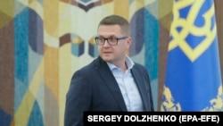 Украина Хавфсизлик хизмати (СБУ) бошлиғи Иван Баканов.