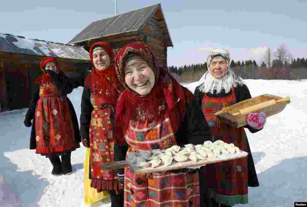 "The Buranovskiye Babushki were seen as a refreshing change of pace when they sang in their native Udmurt language representing Russia at Eurovision in 2012. A number of the ""grannies"" were among the cultural figures to sign a letter this year supporting the Kremlin's policy in Crimea."