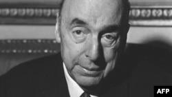 Pablo Neruda, 1971.