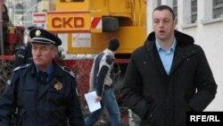 Damir Mandić, foto iz Arhive