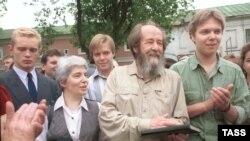 A.Solzhenitsyn, Rusiya, 1994