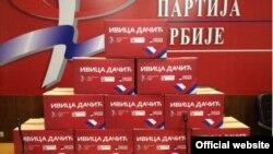 Votat për Ivica Daçiqin në zgjedhjet parlamentare të Serbisë
