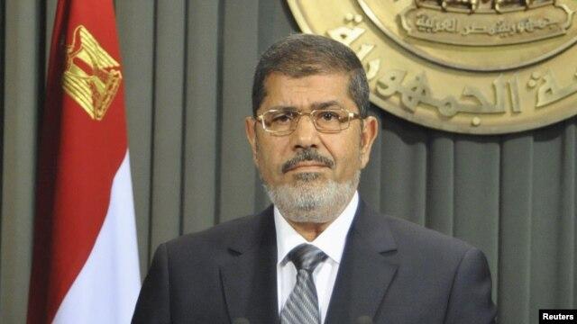 President Muhammad Morsi