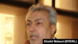 وزير النفط العراقي عبد الكريم لعيبي