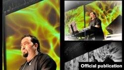 Влатко Георгиев, музичар и професор по предметот Вовед во Сонологија и компјутерско компонирање