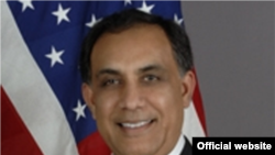Asif Chaudhry, ambasadorul SUA în R. Moldova