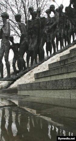 Мэмарыяльны комплекс «Яма» ў Менску