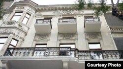Azərbaycan Yazıçılar İttifaqının binası