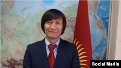 Кадыр Мырзабаев.