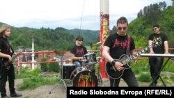 """Bend """"Afera"""", fotografije uz tekst: Sadik Salimović"""