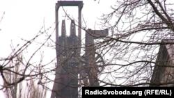 """Шахта """"Юный коммунар"""" в Донбассе"""
