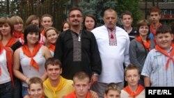 Українці з Польщі в оздоровчому таборі під Острогом