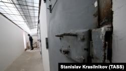 Тюрьма в России. Иллюстрационное фото