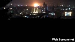 Ադրբեջան - Հոսանքազրկված Բաքուն, 3-ը հուլիսի, 2018թ․