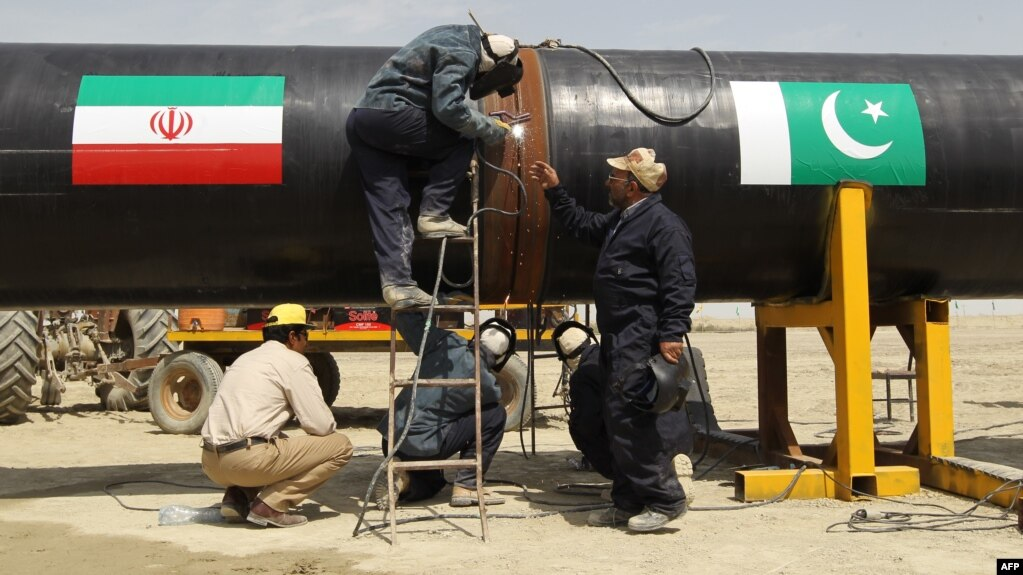 ایران از حق شکایت و دریافت خسارت در طرح خط لوله صلح «گذشت»