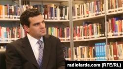 ديويد کوهن، معاون وزير خزانه داری آمريکا در امور تروريسم و اطلاعات مالی،