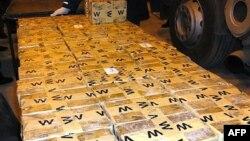 Heroin zaplijenjen u jednoj od policijskih kontrola na granici Srbije i Bugarske, foto iz arhive