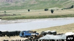 ارتش ترکیه در نزدیکی مرز با عراق، مانورهایی برپا می کند.