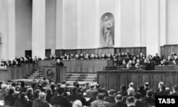 Заседание КПСС в Кремле