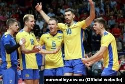 Збірна України на чемпіонаті Європи з баскетболу