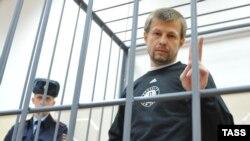 Евгений Урлашов в суде