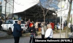 U BiH je u opštini Nevesinje u utorak zabeležen potres od 5,4 stepena po Rihteru, a stanovnici Sarajeva su iz straha izašli na ulice