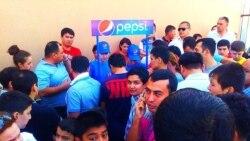 Тошкентда Pepsi акцияси можарога айланиб, ширкат ходимлари ҳибсга олинди