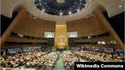 ՄԱԿ-ի Գլխավոր ասամբլեայի նստաշրջանը, արխիվ