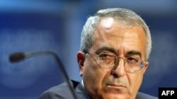 سلام فیاد نخست وزیر دولت اضطراری تشکیلات خودگردان فلسطینی
