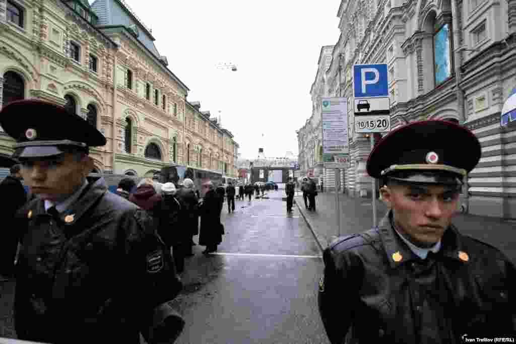 """Праздник Москвы в """"день тишины"""""""